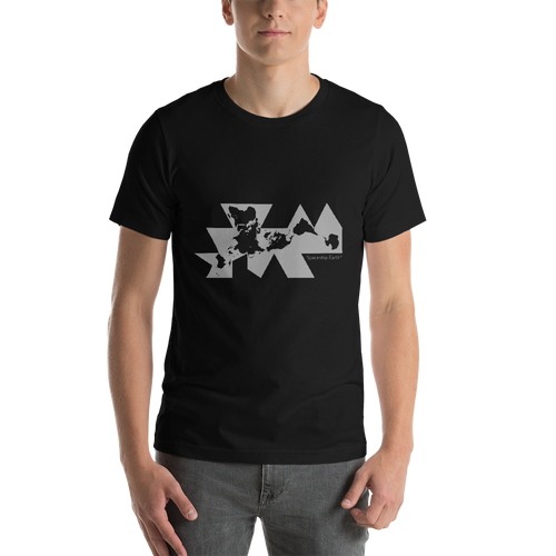 Dymaxion Map Unisex T-Shirt