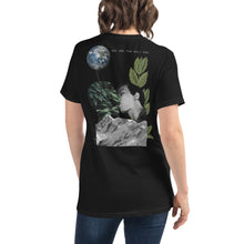 """Belong Together"" Organic T-Shirt by DSS (r)Evolutionary Gunel Eva"