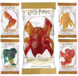 Harry Potter gummi creatures