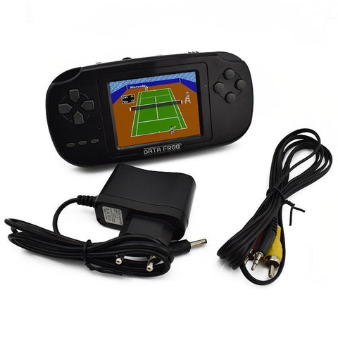 Image of Portable Handheld Gaming Console with Built In 168 Classic Games