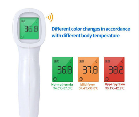 Image of Non-Contact Forehead IR Digital Thermometer