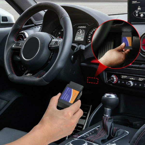 OBD2 CAR DIAGNOSTICS FOR ANDROID OR IPHONE