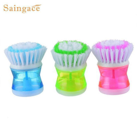 Image of Self Dispensing Cleaning Brush