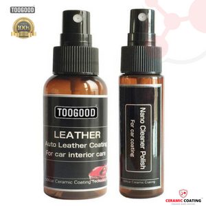 Image of LEATHER COATING FORMULA