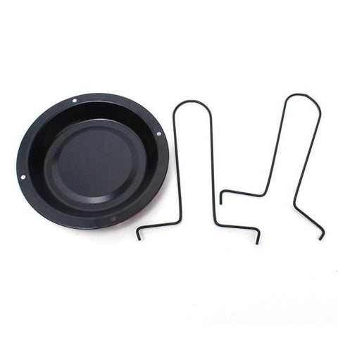 Image of Non-Stick Chicken Grill Stand Holder