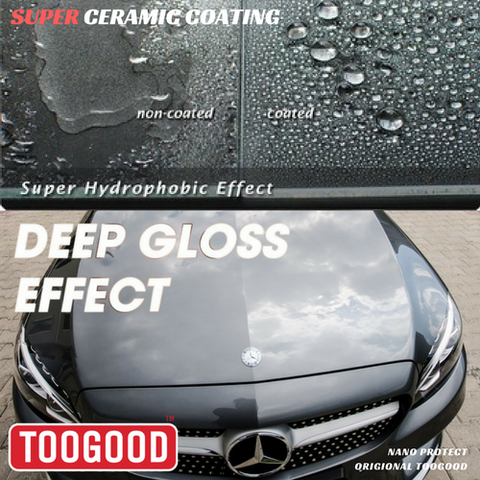 SUPER CERAMIC CAR COATING