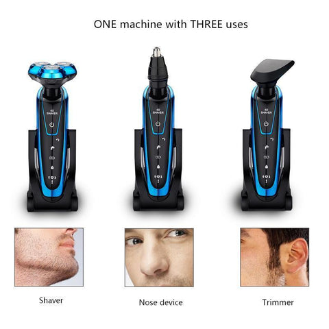 Image of Rechargeable Electric Shaver