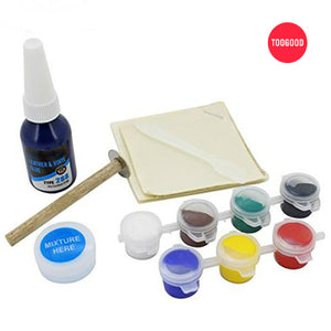 Universal Leather / Vinyl Repair Kit