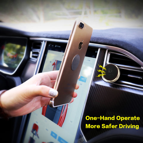 Image of Universal Car Phone Holder Magnetic