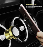 Phone Car Holder For iPhone 360 Rotate