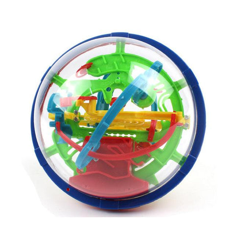 Image of 3D Labyrinth Puzzle Ball