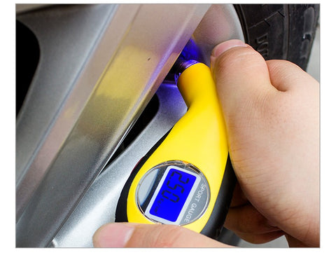 Image of Tire pressure tester