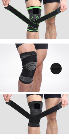 Image of KNEE PAL® - 3D WEAVING COMPRESSION SUPPORT BRACE
