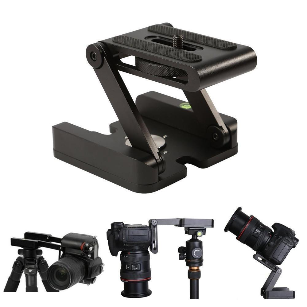 Tripod Tilt Head Multi-angle Pan