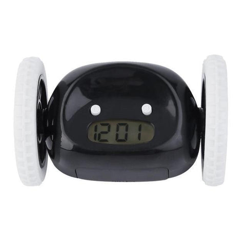 Image of Running Alarm Clock