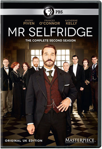 Masterpiece: Mr. Selfridge Season 2 (U.K. Edition)