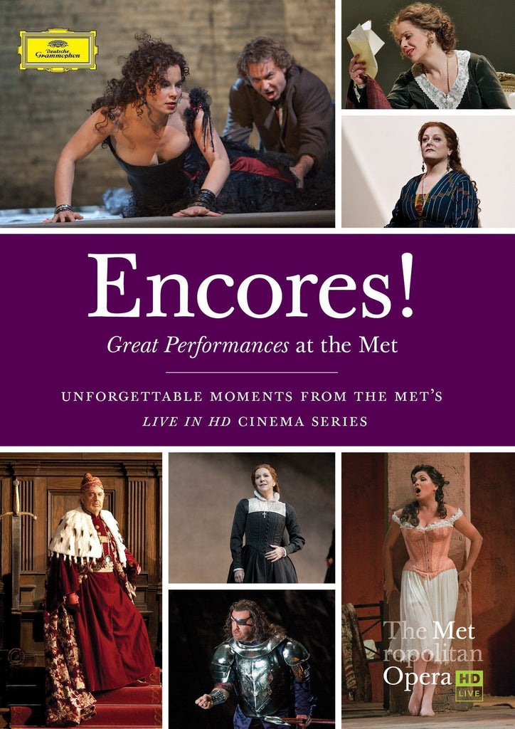 Encores! Great Performances at the Met