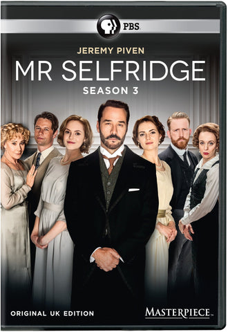 Masterpiece: Mr. Selfridge Season 3 (U.K. Edition)