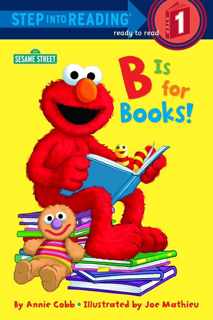 Sesame Street: B Is For Books!