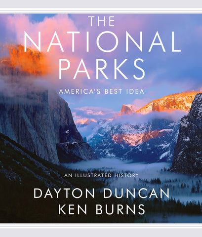 Ken Burns: The National Parks - America's Best Idea Hardcover Book