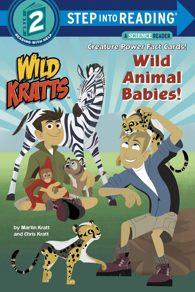Wild Kratts: Wild Animal Babies!