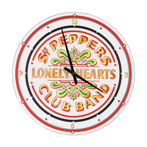 "The Beatles: Sgt Pepper's 13.5"" Wall Clock"