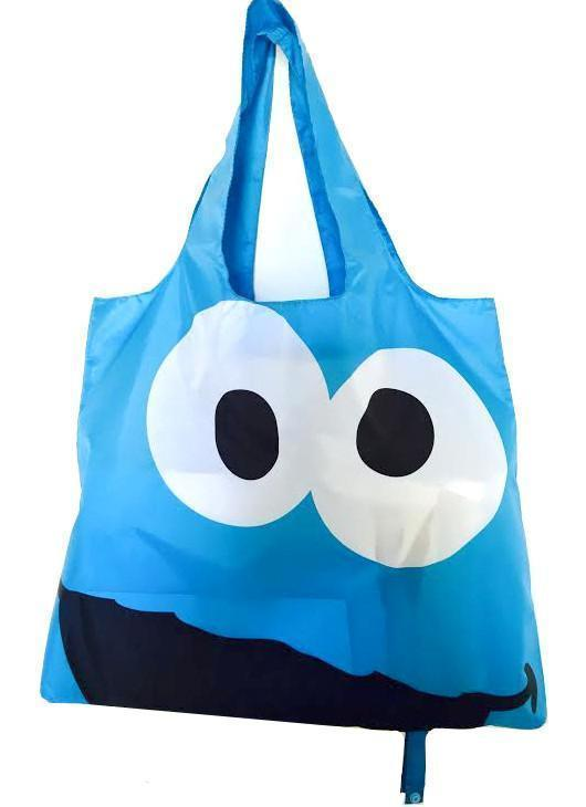 Sesame: Cookie Monster Envirosax® Reusable Tote Bag