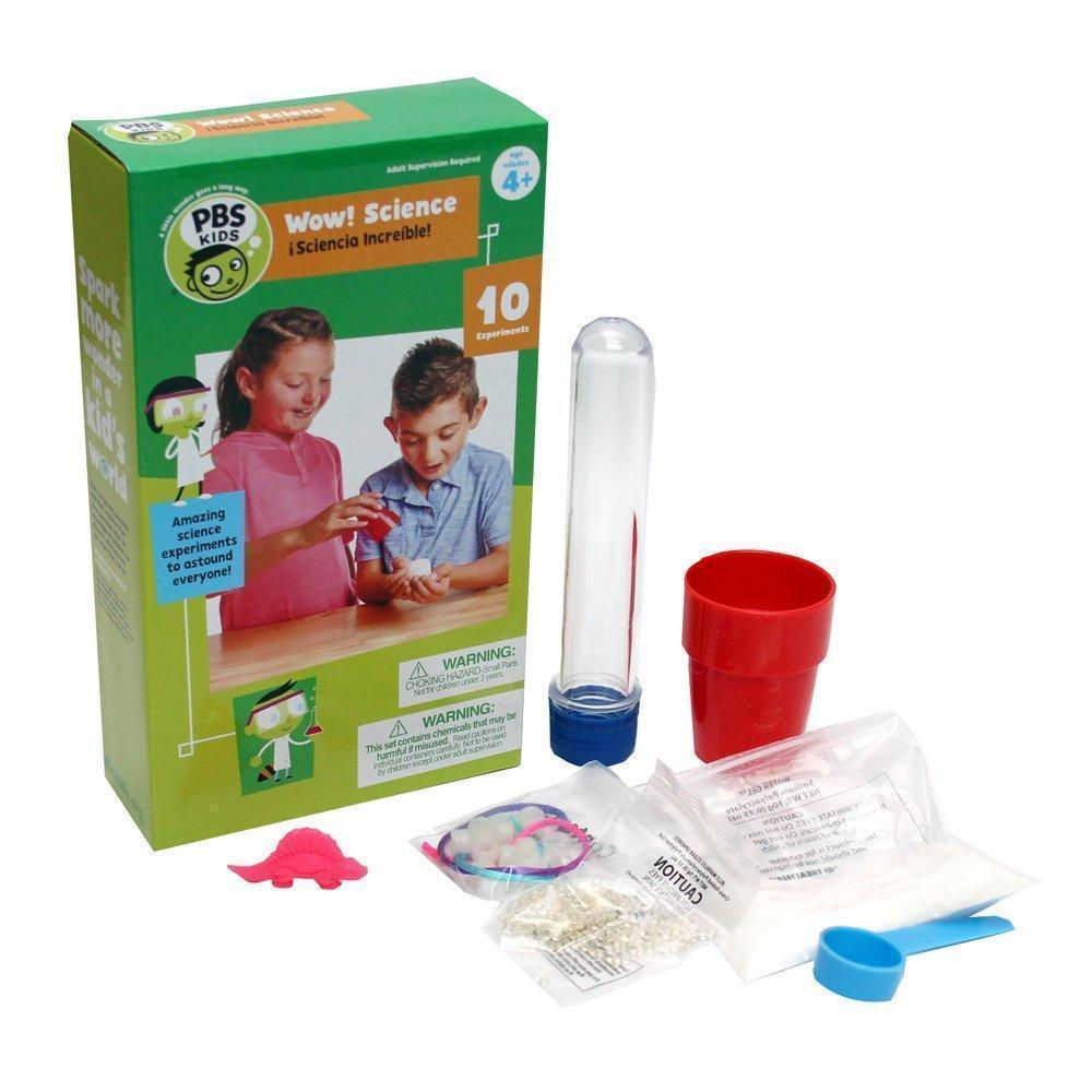 PBS Kids: Wow Science Kit