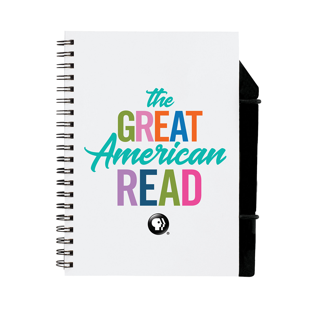 The Great American Read Notebook and Pen