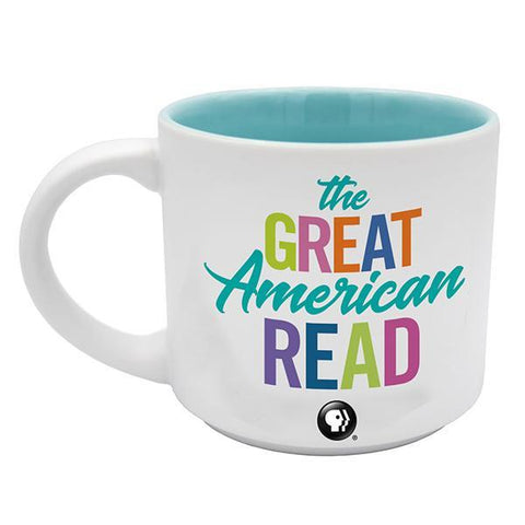 The Great American Read 14 oz. Stackable Mug