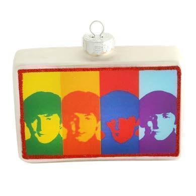 The Beatles: Color Bar Ornament
