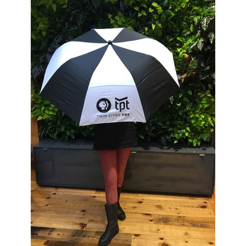 Vented Windproof TPT Umbrella