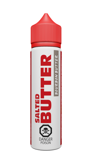 Bourbon Butter - Salt Nicotine - 60ML