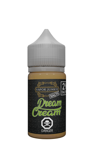 Dream Cream - Salt Nicotine - 30ML