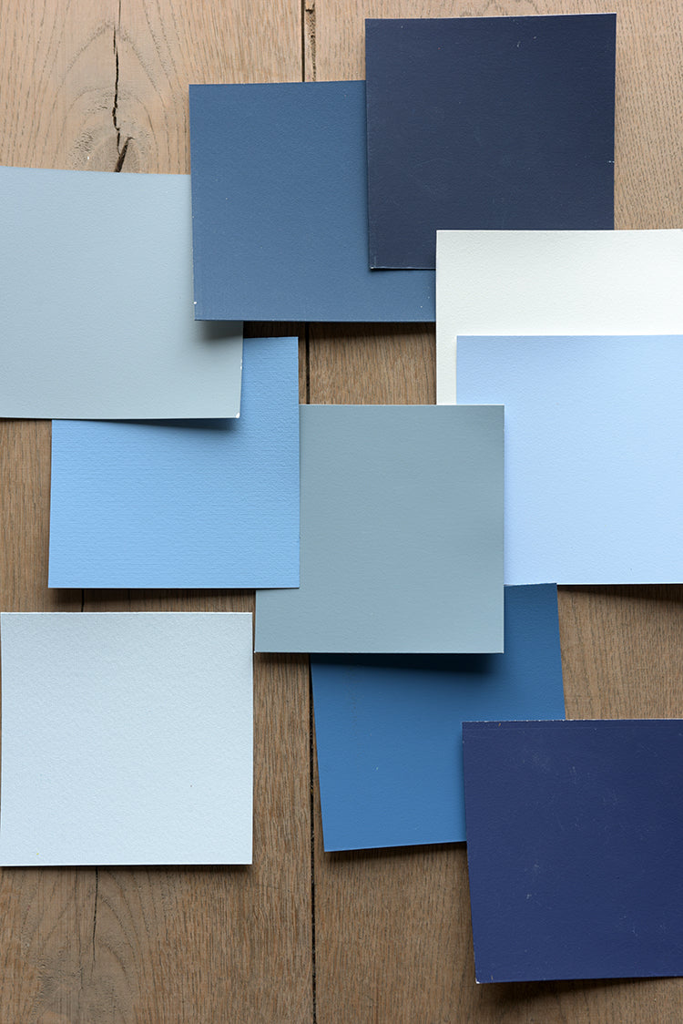 Dulux Colour Futures COTY Denim Drift Palette