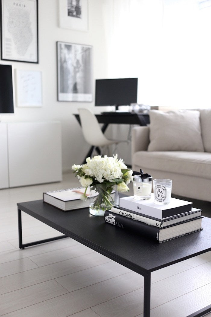How To Style A Coffee Table My Two Designers