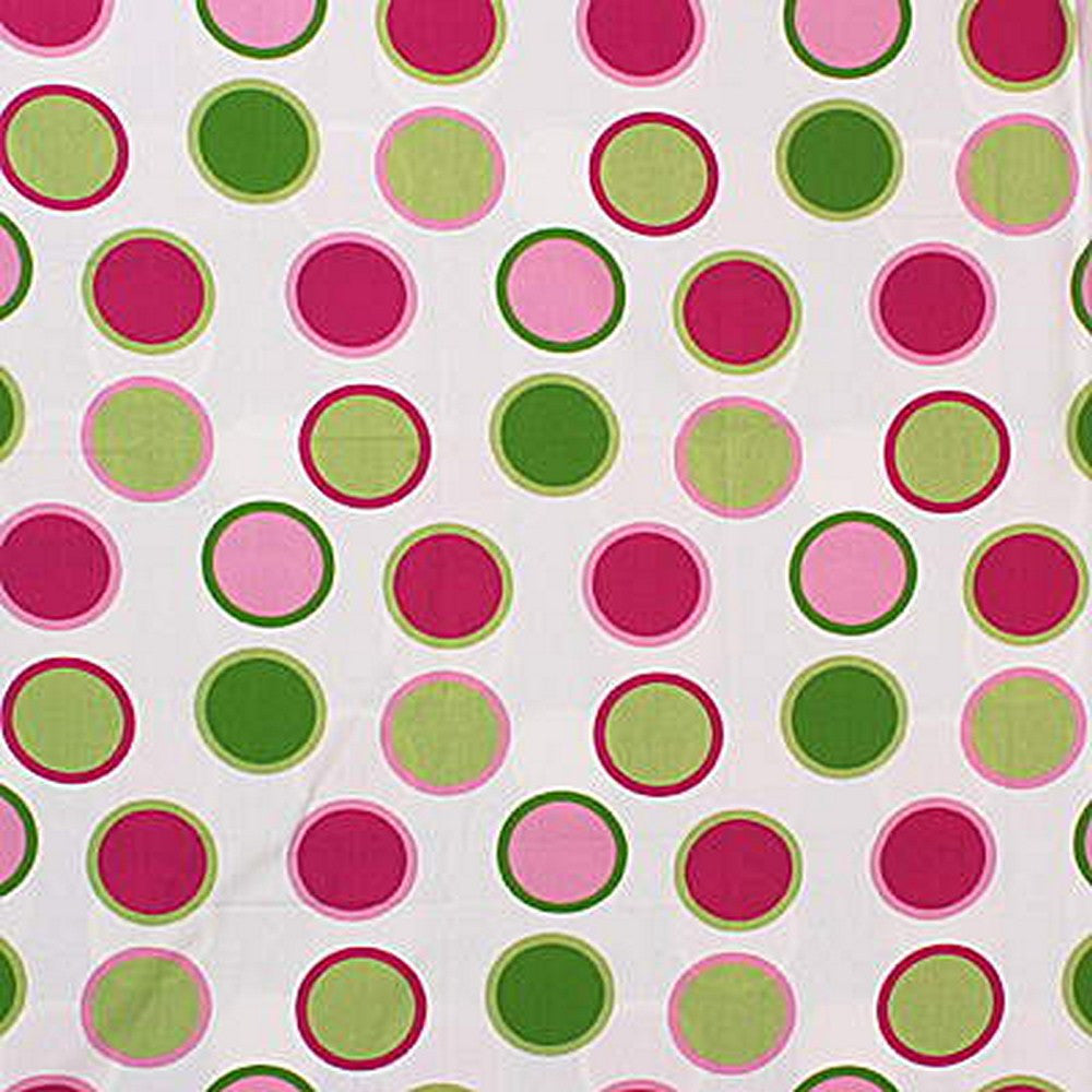 Kravet Fabric by the Yard:  Fatima in Pink/Green