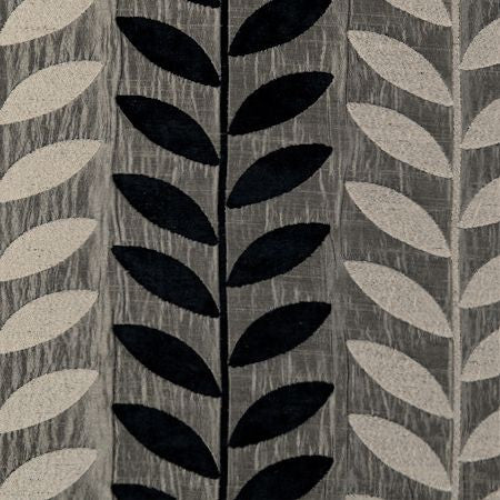 Clarke & Clarke Fabric By The Yard: Black Climber