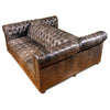 Old Hickory Tannery Bono Double Sofa In Brown