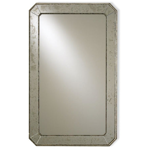 Currey & Company Antiqued Wall Mirror