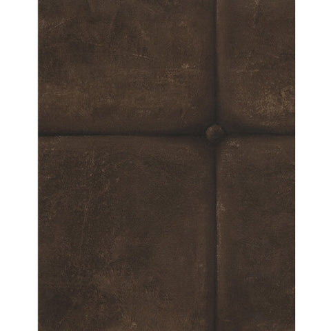 Andrew Martin Colonial Wallpaper in Leather