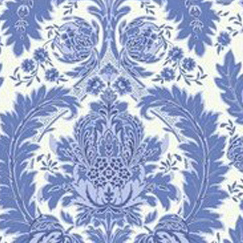 Cole And Son Capemont Wallpaper in Blue
