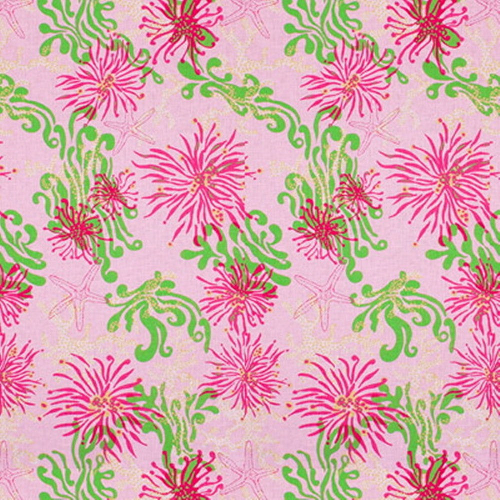 Kravet Fabric by the Yard:  Bimini in Lilly Pink