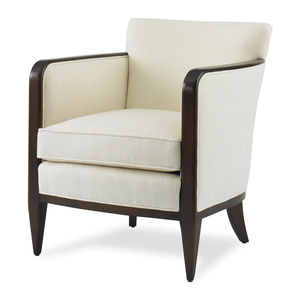 Kravet Taylor Chair In Oat