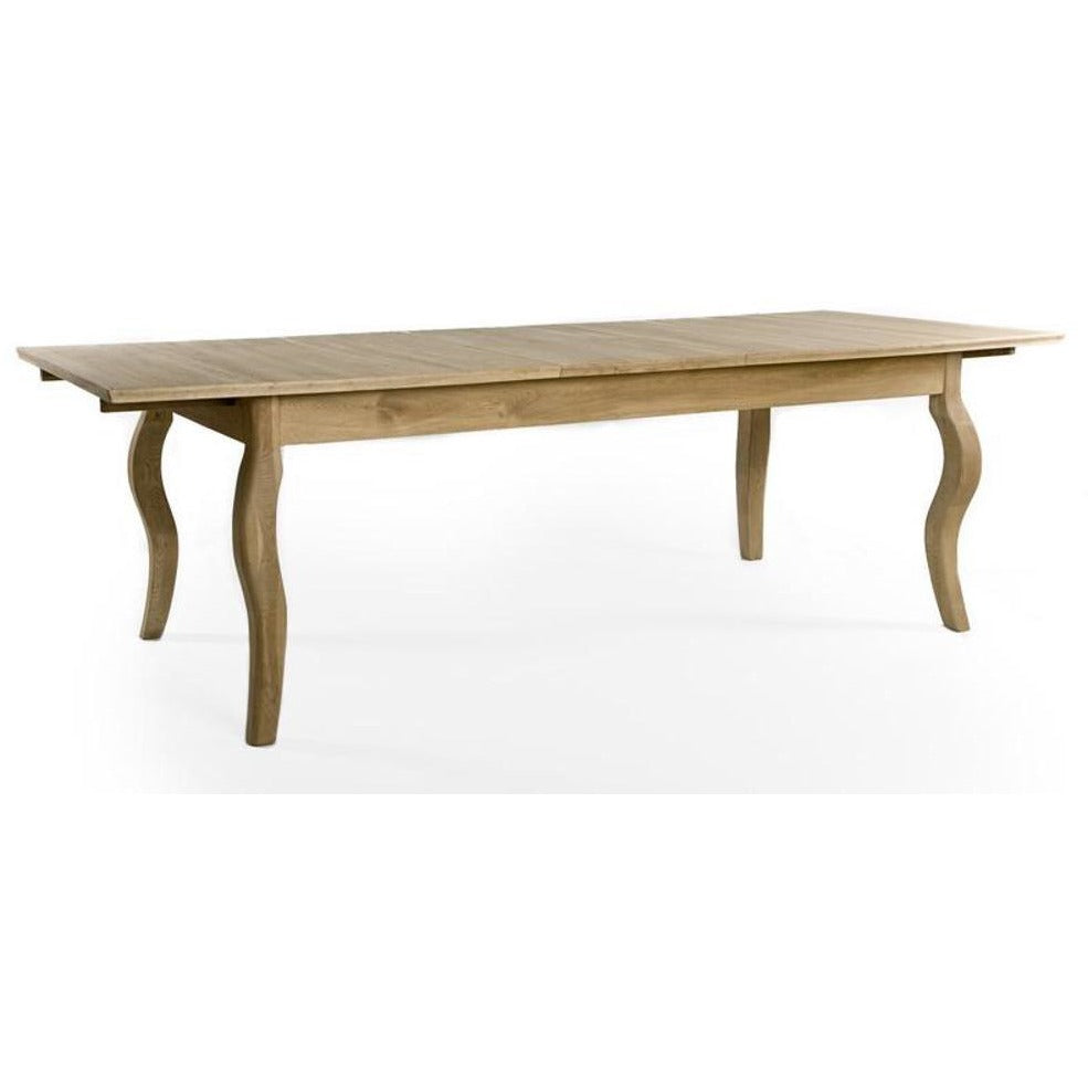 Zentique Rhode Oak Dining Table in Natural