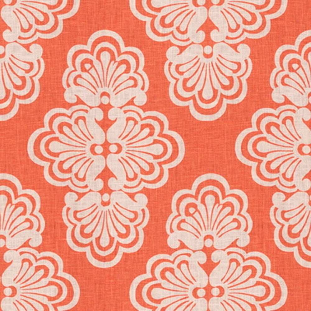 Kravet Fabric by the Yard:  Shell We in Keen Peach