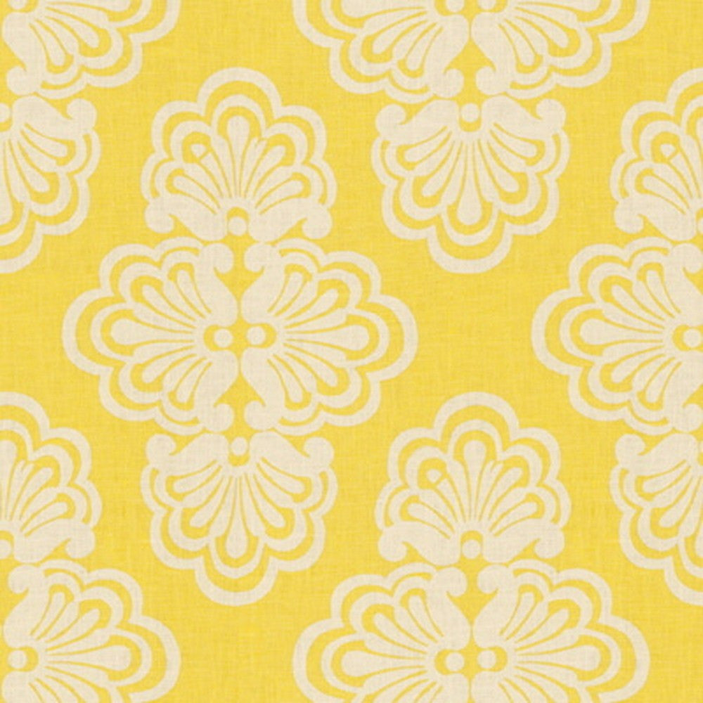Kravet Fabric by the Yard:  Shell We in Dandelion