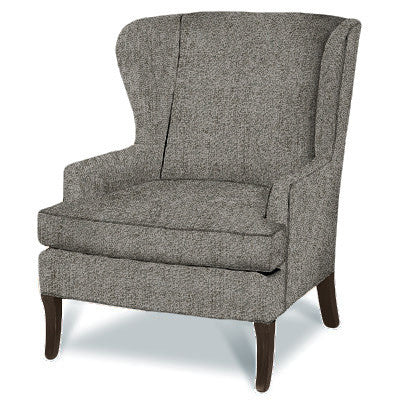 Kravet Gail Chair In Shimmer