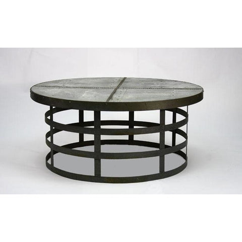 Zentique Alden Round Table