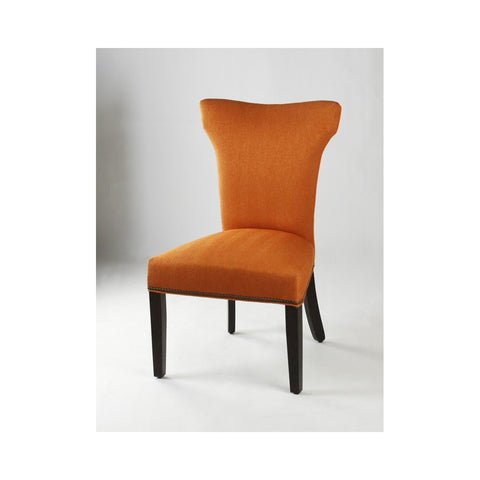 Zentique Jester Orange Chair